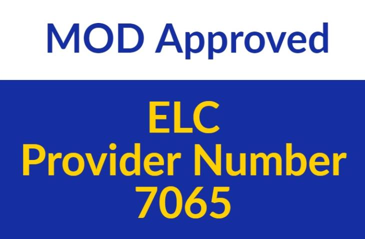 MOD Approved for ELC funding
