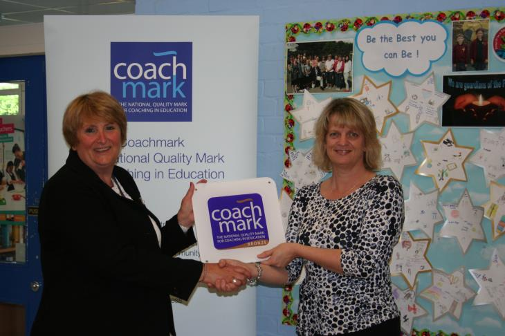 Bronze Award for Wilton & Barford Primary School