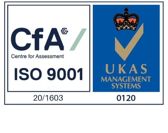 We are ISO 9001:2015 certified